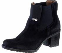DEBUT Chelsea Boots Damen, blau