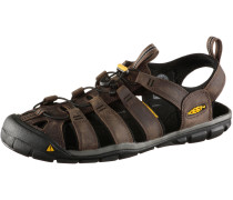 Clearwater CNX Leather Outdoorsandalen Herren, braun