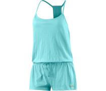 Solarelle Jumpsuit Damen, blau