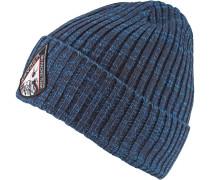 Populus Beanie Herren, frontier/depth blue/french blue