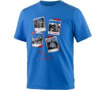 UV-Shirt Kinder, blau