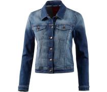 Jeansjacke Damen, blau