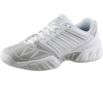 KS TFW BIGSHOT LIGHT 3 Carpet Tennisschuhe Damen, White/Silver