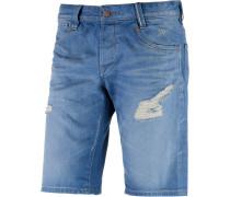 Hayes Jeansshorts Herren, blau