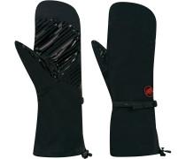 MAKAI Fingerhandschuhe, schwarz