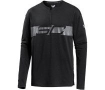 Stephen Curry Sweatshirt Herren, BLACK/BLACK/STEEL