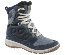 Vancouver Texapore High Winterschuhe Damen, blau