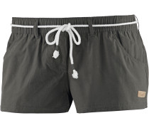 Smart Shorts Damen, schwarz
