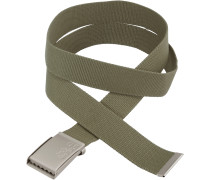 Webbing Gürtel, grün