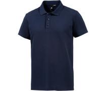Ess Base Poloshirt Herren, blau