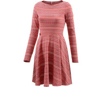 Jerseykleid Damen, mehrfarbig