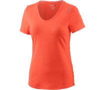 Workout T-Shirt Damen, rot