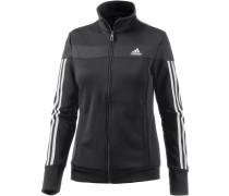 Club Jacket Sweatjacke Damen, schwarz