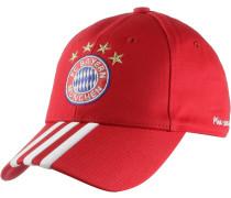 FC Bayern Cap, rot