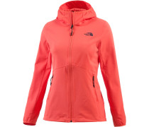 Nimble Softshelljacke Damen, orange