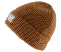 BOUNCER WOOL Beanie, Glazed Ginger