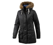 Moon Ridge Jacke Damen, grau