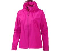 Neufundland Funktionsjacke Damen, rosa