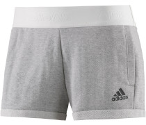 Away Day Shorts Damen, grau/melange