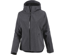 Apex Flex Softshelljacke Damen, grau