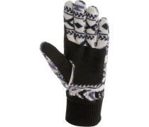 HAZELTON GLOVE W Fingerhandschuhe Damen, midnight blue all over