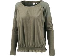 UNDERTOW Langarmshirt Damen, grün