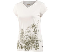 Meadow T-Shirt Damen, weiß