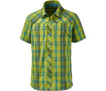 Marstein Kurzarmhemd Herren, grün