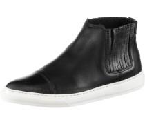 Sneaker Damen, schwarz