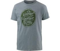 Turf Printshirt Herren, grau