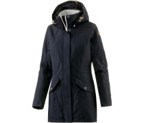 Tiiu Parka Damen, dark blue