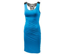 Trägerkleid Damen, blau