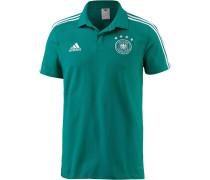 DFB WM 2018 Poloshirt Herren, eqtgreen/white