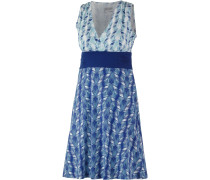 Margot Trägerkleid Damen, blau
