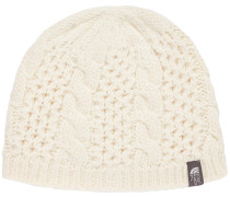 CABLE MINNA Beanie, VINTAGE WHITE