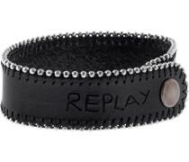 Armband Damen, schwarz