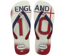 Teams II England Zehensandalen, mehrfarbig