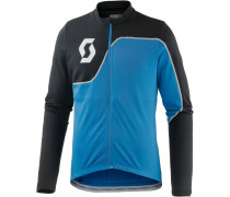 Endurance AS 10 Shirt Langarmshirt Herren, diva blue black