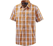 Hot Chili Kurzarmhemd Herren, orange