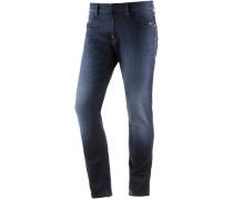 Revend Slim Fit Jeans Herren, blau