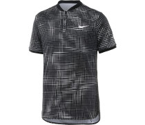 ADV Polo Premier Tennisshirt Herren, schwarz