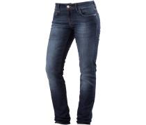 Lindy Skinny Fit Jeans Damen, blau