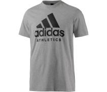 SID Branded T-Shirt Herren, grau