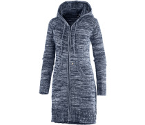 Strickjacke Damen, blau
