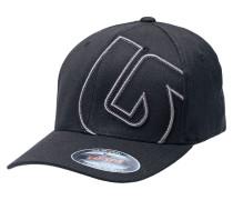 Slidestyle Flex Fit Cap, schwarz