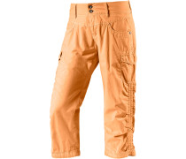 Holiday Cargohose Damen, orange