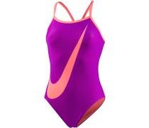 Badeanzug Damen, vivid purple