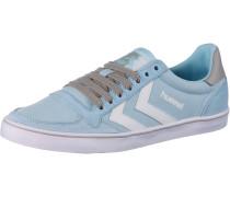 Slimmer Stadil Low Sneaker Damen, blau