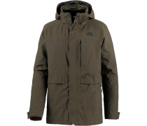 Antifreeze Daunenjacke Herren, NEW TAUPE GREEN