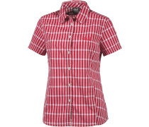 River Funktionsbluse Damen, rot